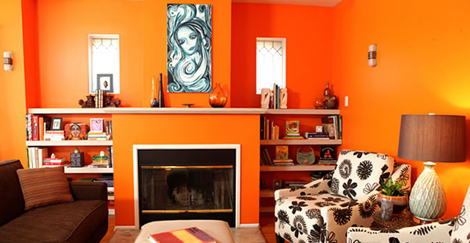 Interior Painting Services in Lafayette